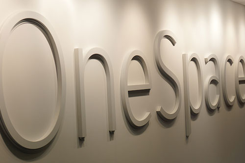 Freelance Contest Delivers Fresh Identity for OneSpace