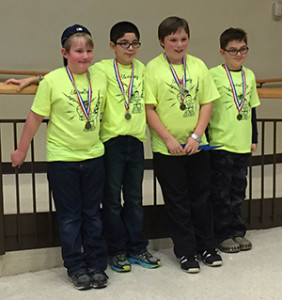 FIRST LEGO League team