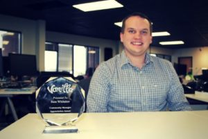 OneSpace Community Manager Wins Vanilla Forums Award